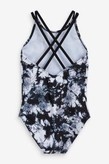 Next Tie Dye Swimsuit (3-16yrs)