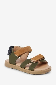 Next Touch Fastening Sandals (Younger)