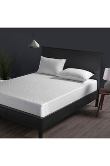 Dreamaker Cotton Quilted Waterproof Mattress Protector