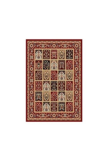 Traditional Allure Rug - Square Pattern