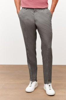 Next Trousers-Slim Tapered