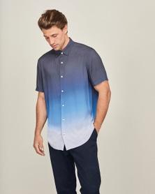 Next Printed Short Sleeve Shirt