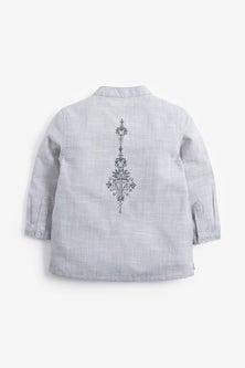 Next Embroidered Kurta (3mths-7yrs)-Regular Length