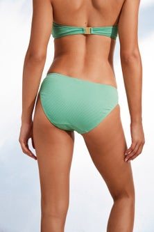Next Scallop High Leg Bikini Briefs