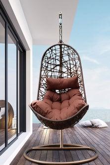 Arcadia Furniture Egg Chair
