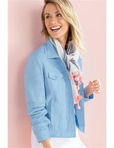 Capture Linen Jacket