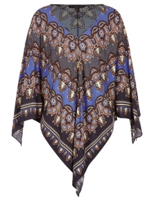 Katies Scarf Chevron Kaftan