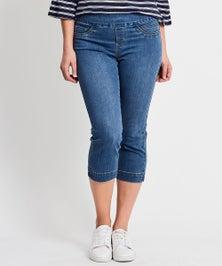Katies Crop Ultimate Jeans