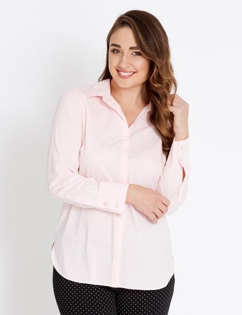9a4c0d2e0c681 Katies Long Sleeve Button Through Shirt