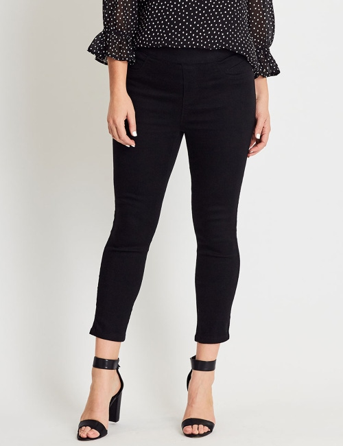 designer fashion ae1f2 95dc1 Katies 7/8 Skinny… Ultimate Denim Jeans