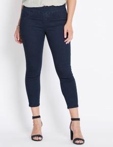 Katies 7/8 Skinny Ultimate Denim Jeans