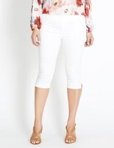 Katies Capri Ultimate Denim Jeans