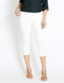 Katies Crop Ultimate Denim Jeans