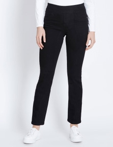 Katies Regular Straight Leg Ultimate Full Length Denim Jeans