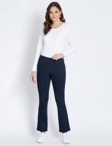 Katies Regular Straight Leg Ultimate Full Length Denim Jeans