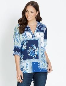 Katies 3/4 Sleeve Shirt