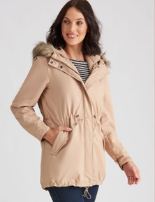 Katies Fleece Lined Anorak