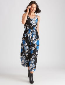 Katies Woven Buckle Strap Dress