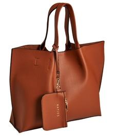 Katies Pu Tote Bag