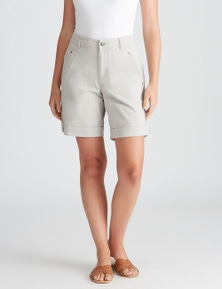 Katies Casual Canvas Short