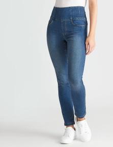 Katies Full Length Denim Shape & Curve Jean