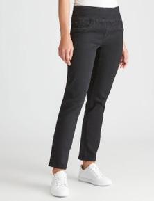 Katies Denim Short Straight Ultimate Jean