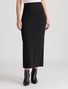 Katies Ponte Pencil Skirt