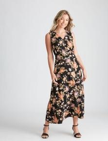 Katies Belted Buckle Dress