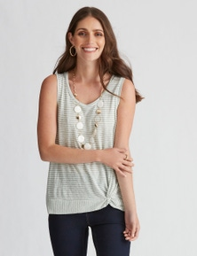 Katies Knit Knot Front Top