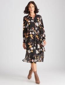 Katies Woven Online Exclusive Shirt Dress