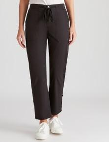 Katies Woven Full Length Casual Pant