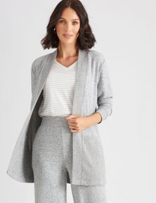 Katies Leisure Pocket Cover Up Cardi
