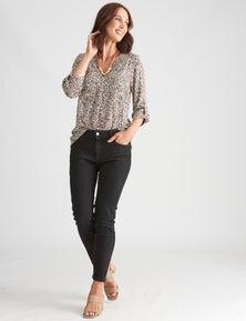 Katies Full Length Denim Skinny Jean