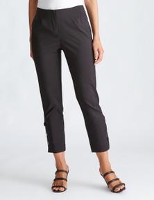 Katies Cotton 7/8 Slim Pant