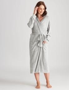 Katies Longline Knit Robe