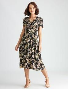 Katies Smocked Front Dress