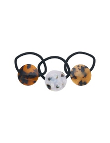HAIR TORT DISC HAIRTIES 3 PK