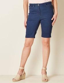 Millers 5 Pocket Denim Shorts