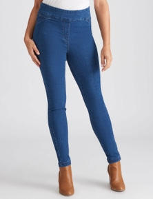 Millers Full Length Comfort Slim Leg Denim Jeans
