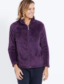 Millers Long Sleeve Coral Fleece Jacket