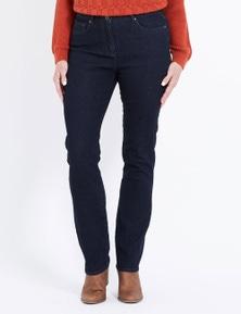 Millers Full Length 5 Pocket Straight Leg Denim Jeans