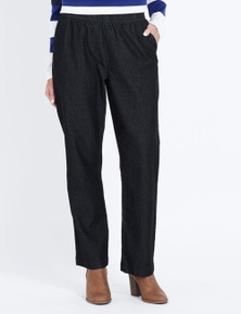 Millers Short Length Essential Pull On Basic Denim Jeans