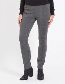Millers Full Length Panelled Slim Leg Ponte Pant