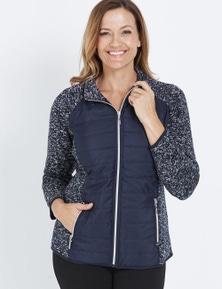 Millers Long Sleeve Funnel Neck Active Jacket