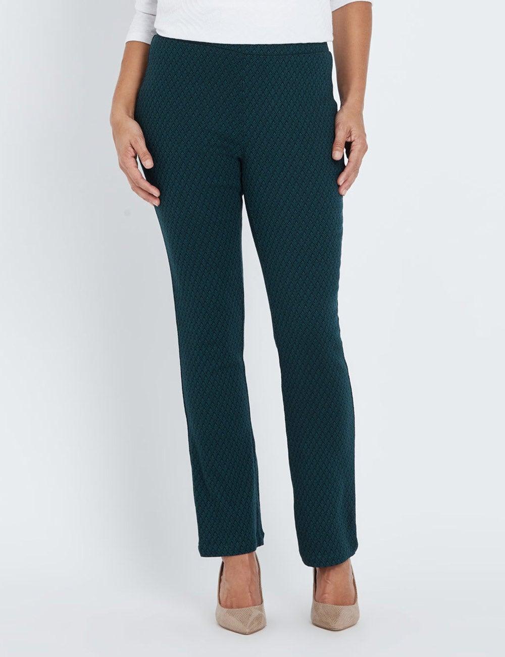 Millers Jaquard Pull Length Pant Full On Stretch nO0Pk8w