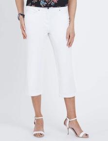 Millers 5 Pocket Crop Denim Jeans