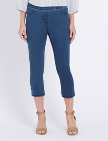 Millers Crop Denim Jegging