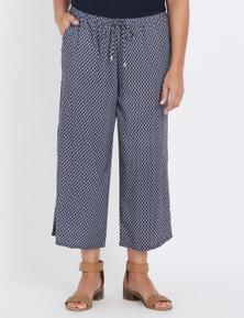 Millers Crop Culotte Pant