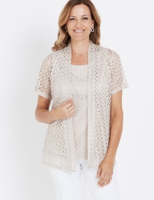 SS LACE 2 IN 1