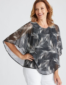 MILLERS EXTENDED SLEEVE OVERLAY TOP